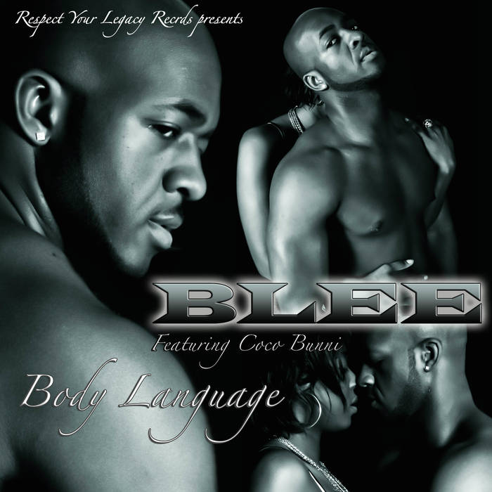 Blee - Body Language - Single Cover