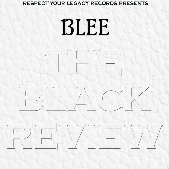 Blee-The Black Review