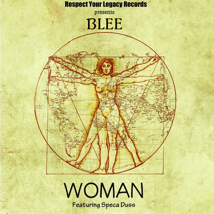 Blee - Woman - Single Cover
