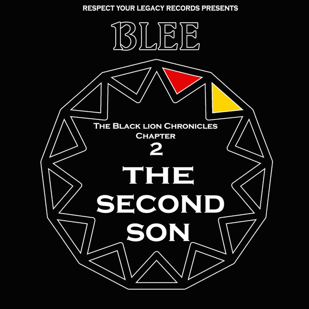 The Black Lion Chronicles Chapter 2 - The Second Son